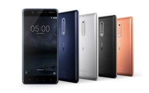 Картинка Nokia, smartphone, MWC 2017, Nokia 5, Nokia release
