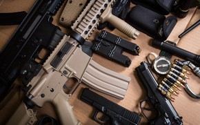 Картинка gun, machine gun, loaders