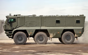 Картинка Russia, military, weapon, army, truck, armored, military vehicle