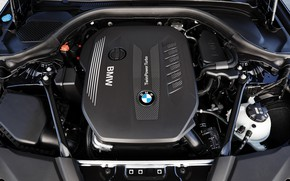 Картинка двигатель, BMW, крышка, седан, xDrive, 530d, Luxury Line, 5er, четырёхдверный, 2017, 5-series, G30
