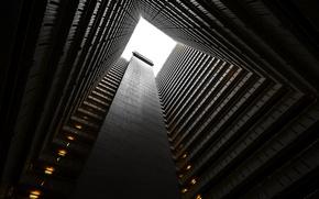 Обои Hong Kong, город, дом, архитектура