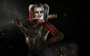 Картинка Harley Quinn, NetherRealm Studios, Harleen Frances Quinzel, Injustice 2