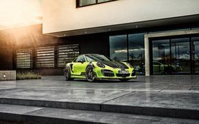 Картинка 911, Porsche, порше, Turbo, турбо, TechArt