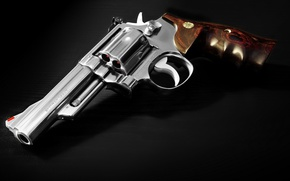 Картинка gun, weapon, revolver, Smith & Wesson, Smith and Wesson, S&W, 44 Magnum