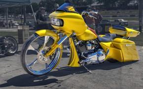 Картинка дизайн, мотоцикл, байк