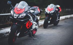 Картинка мотоцикл, aprilia, бритва