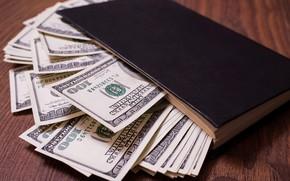 Картинка money, dollars, bank note