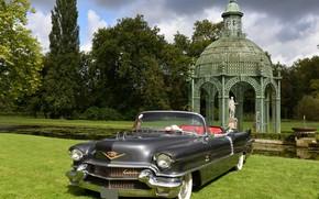 Картинка ретро, Eldorado, Cadillac, 1956 Cadillac Eldorado