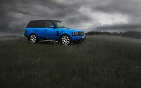 Обои Range Rover, Понторезка, Pontorezka, AcademeG