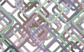 Обои абстракция, геометрия, squares, multicolor, background