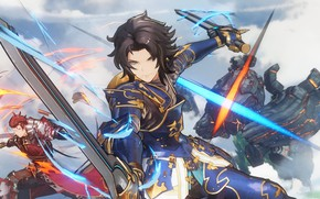 Картинка fantasy, game, anime, asian, manga, asiatic, sugoi, Granblue Fantasy, japonese, 021