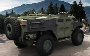 Картинка weapon, armored, military vehicle, armored vehicle, armed forces, military power, 132, war materiel