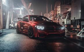 Обои Gran Turismo, Night, ночь, BMW, Sport