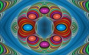 Картинка фантазия, цветная, заставка