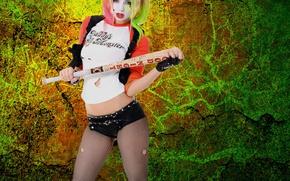 Картинка Харли Квинн, DC Comics, Harley Quinn, Отряд Самоубийц