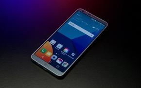 Картинка Android, Google, smartphone, Google Chrome, LG G6 Mini