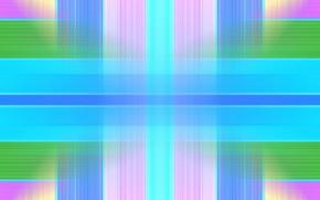 Картинка линии, симметрия, пересечение