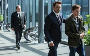 Картинка cinema, Iron Man, man, boy, movie, hero, film, mask, Spider, Robert Downey Jr., Spider-Man, Spiderman, ...