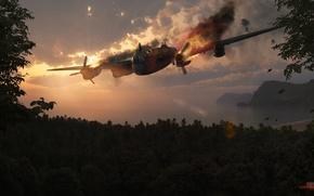 Обои lancaster, самолет, warthunder, airkraft, wow, hibikirus, wot