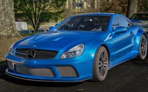 Обои SL 65, спортивный, Mercedes-Benz, AMG