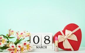 Картинка 8 марта, Concepts, концепты, Международный женский день, 8 March