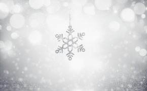 Обои фон, текстура, снежинка