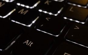 Картинка макро, кнопка, клавиатура, Alt