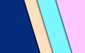 Обои линии, синий, зеленый, design, бежевый, background, color, material