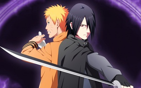 Картинка sword, game, Sasuke, Naruto, anime, katana, ken, blade, sharingan, ninja, asian, Uchiha, manga, hokage, Sasuke …