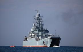 Картинка учения, азов, черноморский флот, бдк