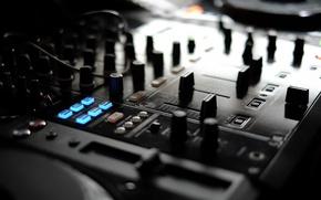 Обои музыка, pioneer, DJ console