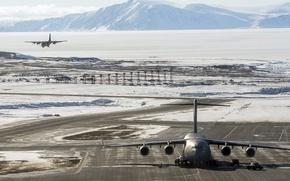 Картинка Hercules, Greenland, CC-130