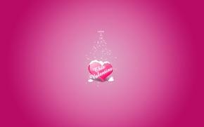Картинка праздник, сердце, открытка, День Святого Валентина