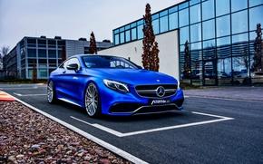 Обои купе, Mercedes, AMG, мерседес, C217, S-Class, Coupe