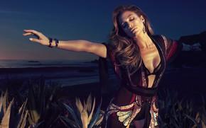 Обои Jennifer Lopez, певица, знаменитость