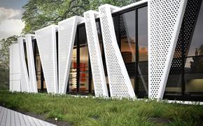 Картинка дизайн, стиль, архитектура, строение, Soustrac