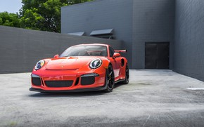 Обои Porsche, 911, Ginger, VAG, Carrera, GT3