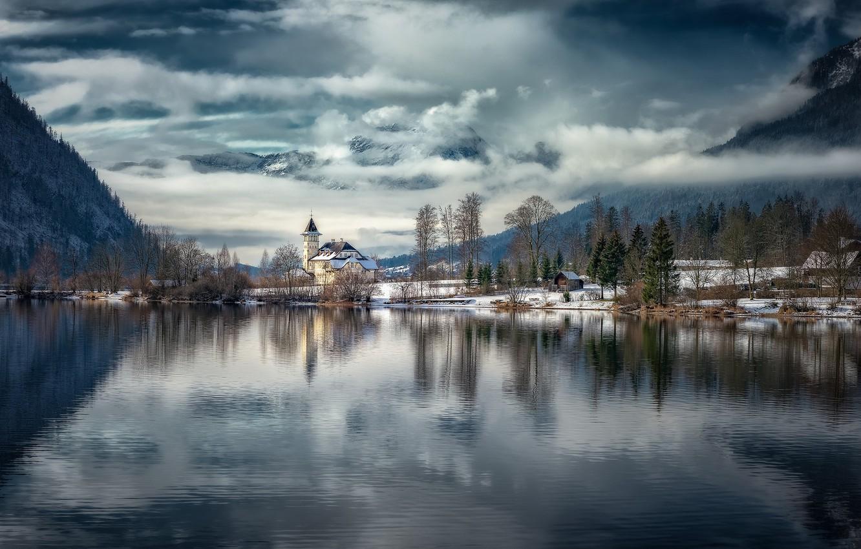 Фото обои Austria, Styria, Gossl
