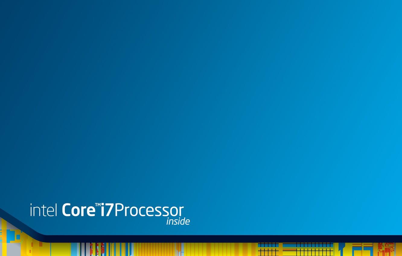 Фото обои intel, multi monitors, multi-monitor, core i7, 3840x1080, intel inside, intel inspired