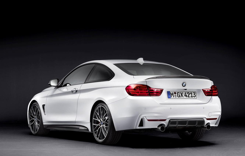 Фото обои купе, BMW, Performance, 4-ая серия