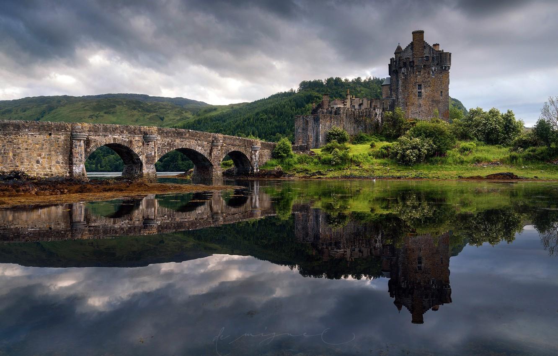 Обои alba, scotland, Шотландия, эдинбург, форт-бридж, forth bridge, edinburgh. Города foto 16