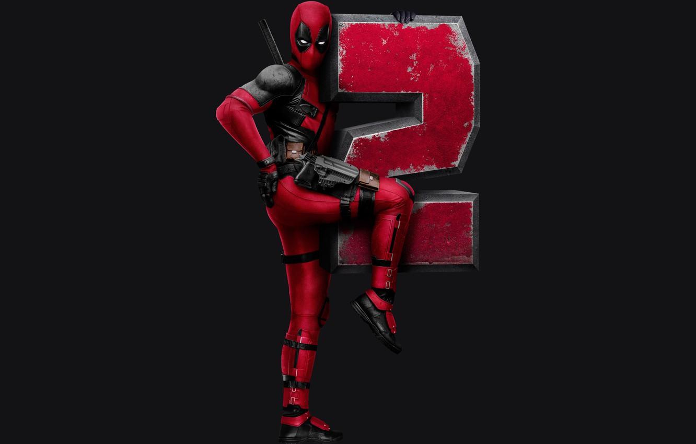 Фото обои Ryan Reynolds, Superheroes, Movie, Deadpool 2, Marvel Entertainment