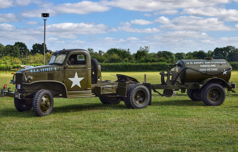 Фото обои Chevrolet, грузовик, Truck, G7103