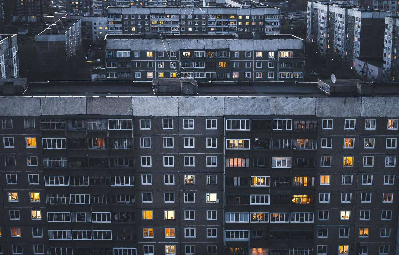 Обои дома, крыша, Город. Города foto 9