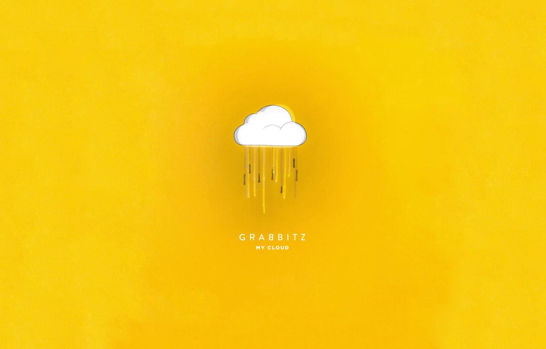 Фото обои Music, Cover, Monstercat, Grabbitz, My Cloud