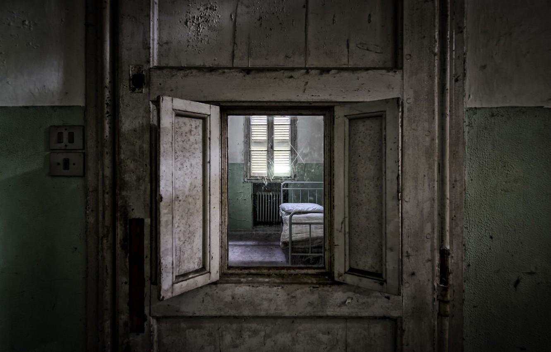 Обои Дверь, комната. Разное foto 13