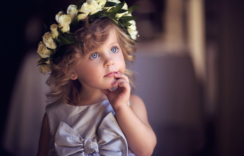 Принцесса цветов фото