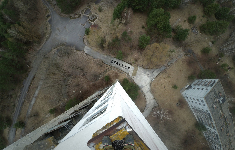 Фото обои Чернобыль, Припять, S.T.A.L.K.E.R, СТАЛКЕР, Зона ЧАЕС
