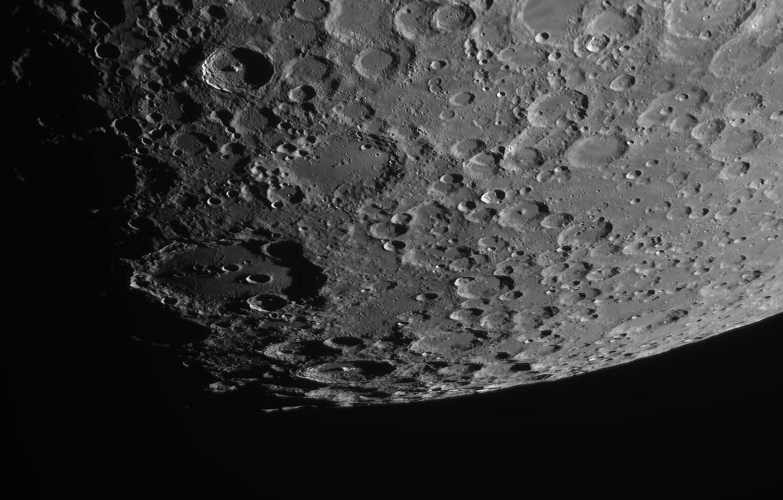 определенная отличительная фотографии кратеров луны варочные панели