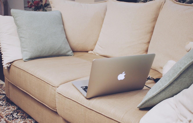 Фото обои apple, notebook, computer, macbook, macbook pro, hitech, chare